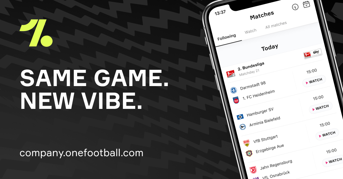 OneFootball - Our Company